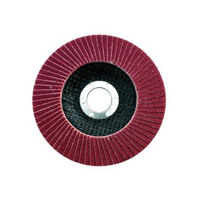Диск шлифовальный лепестковый торцевой ВАРЯГ 125х22,2 зерно 100 (5/200)