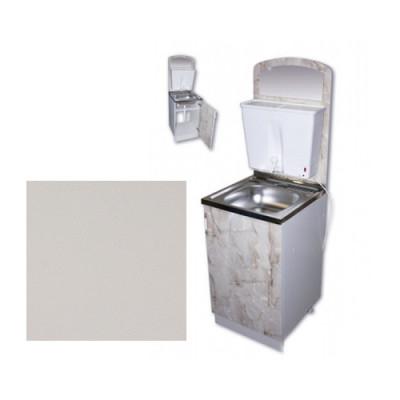 Каркас рукомойника ЛДСП 500*500 металлик-титан
