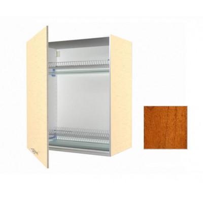 шкаф навесной кухонный с сушкой 50 ольха