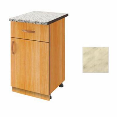 Стол разделочный 50 белый мрамор (1 ящик)
