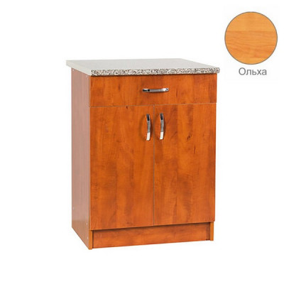 Стол разделочный 80 ольха (1 ящик)