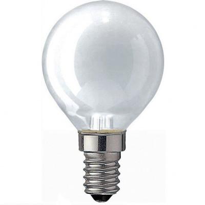 Лампа Bellight Р45 40Вт Е14/МТ (ДШМТ 230-40-Е14) шар матов.