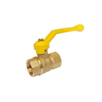 Кран газ шаровой 1/2' вн/вн рукоятка 11б27п Стандарт 220 ГАЛЛОП