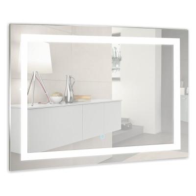 Зеркало MIXLINE Ливия 800*600 (ШВ) сенсорный выключатель