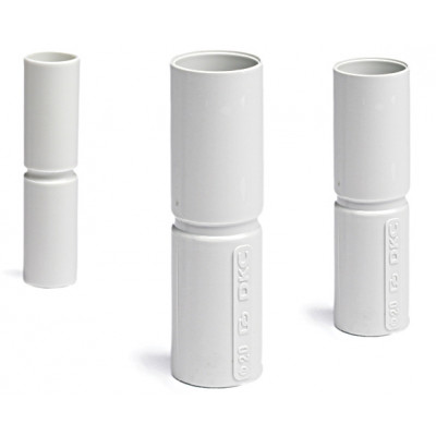 Муфта соед. для труб d=20mm М01220(50)