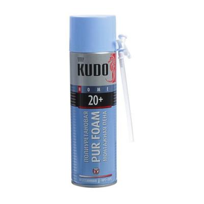 М. пена KUDO Home эконом всесезонная 20+