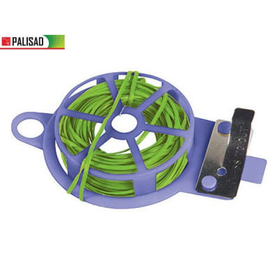 Подвязка из мягкой проволовки, бобина 30м//PALISAD