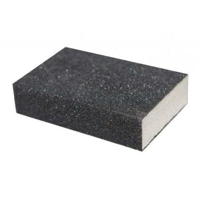 Губка шлифовальная алюминий-оксидная,, 100 х 70 х 25 мм. P 60