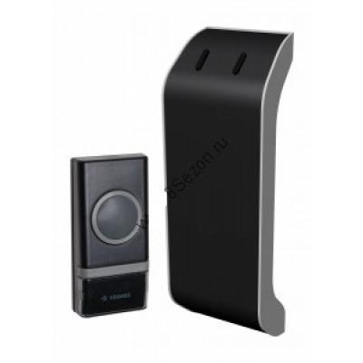 Звонок Космос AG510В звонок безпроводной 150м 32 мелодии 2хАА кнопка IP54