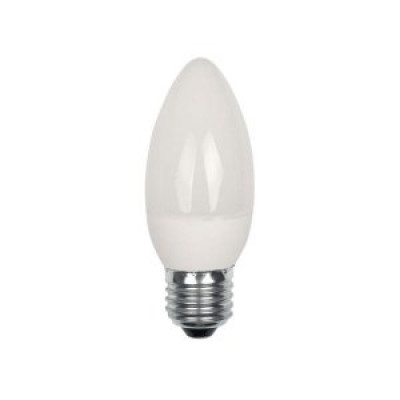 """Лампа LED 7.5Вт Е27 4500К""""Экономик"""" CN (свеча) Космос LkecLED7,5wCNE2745"""