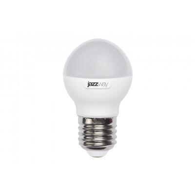 Лампа Jazzway PLED-ECO шар 5Вт 220В Е27 4000К