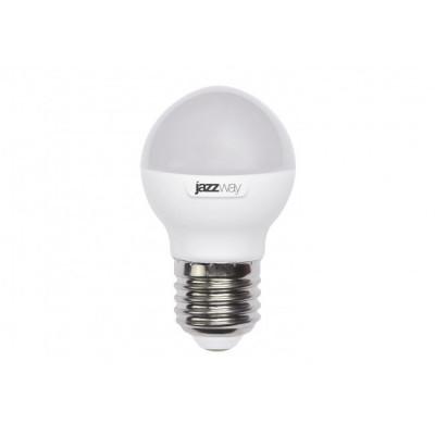 Лампа Jazzway PLED-ECO шар 7Вт 220В Е27 5000К
