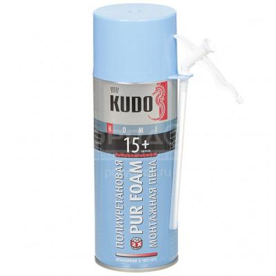М. пена KUDO Home эконом всесезонная 15+