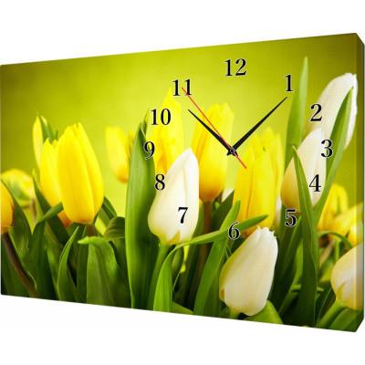 Часы настенные Сюжет Ж677 на холсте