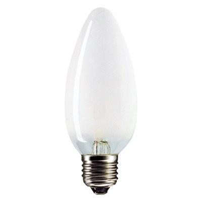 Лампа Bellight В35 40Вт Е27/МТ (ДСМТ 230-40-Е27) свеча матов.