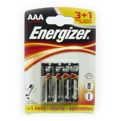 Элемент питания Energizer Power LR03 BL*20