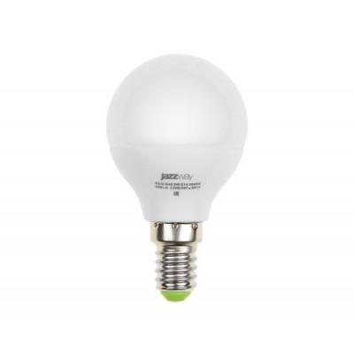 Лампа Jazzway PLED-ECO шар 7Вт 220В Е14 4000К