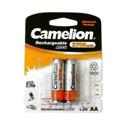 Акк. Camelion R6 2700мАч BL2