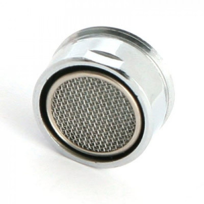 Аэратор для плоского излива метал. наруж. резьба