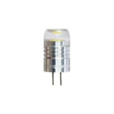 Лампа светодиодная LED 2Вт 12V G4 теплый LB-413 1LED FERON