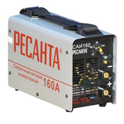 Сварочный аппарат инверторный САИ 160 (Ресанта)