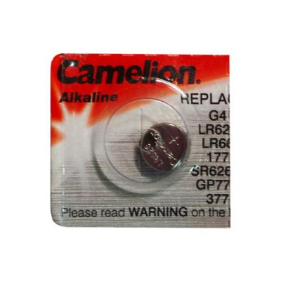 Элемент питания Camelion AG04 (377)
