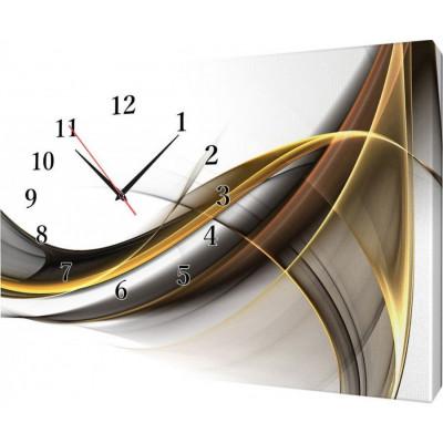 Часы настенные Сюжет Ж666 на холсте