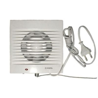 Вентилятор 100мм со шнуром DOSPEL PLAY MODERN