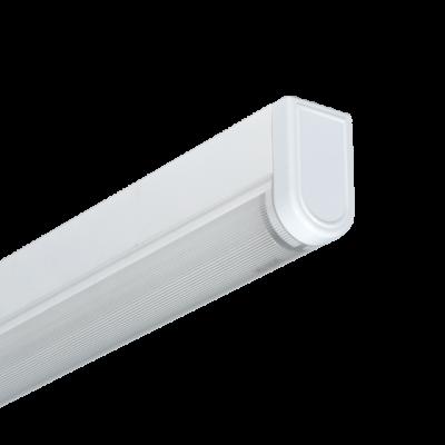 Светильник корпус под LED лампу Т8-136-21 IP20