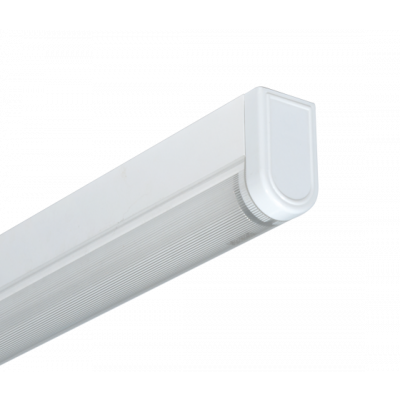 Светильник корпус под LED лампу Т8-118-21 IP20