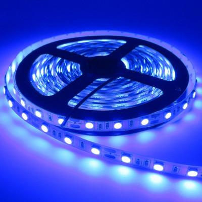 Светодиодная лента Ecola PRO 7,2W/m 12V IP20 10mm 30Led/m синия