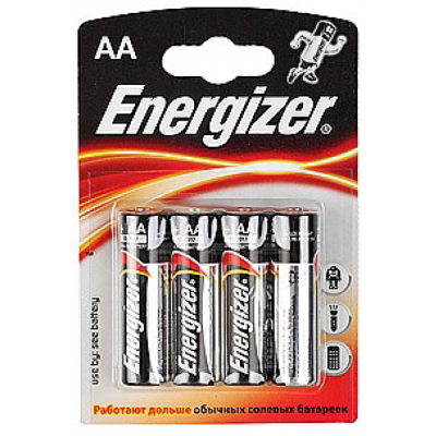 Элемент питания Energizer Power LR6 BL*20
