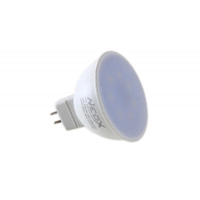 Лампа светодиодная 5 Вт 230В МR16 4000K 400Лм NEOX