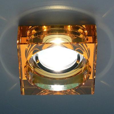 Св. глн. Электростандарт 9171 YL/SL желтый. серебро
