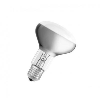 Лампа накаливания R80 75ВВт Е27 OSRAM