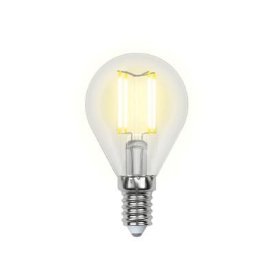 Лампа Camelion G45 LED 4W E14 3000K шар феламент