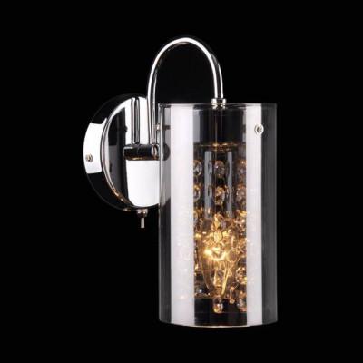 Подвесной светильник 1636/1B хром