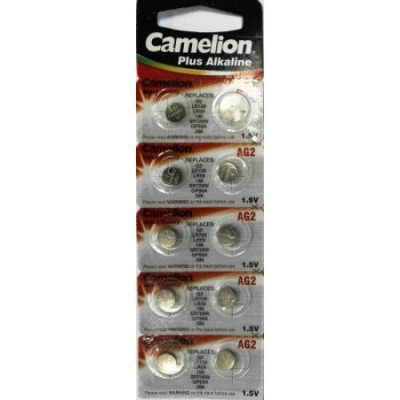 Элемент питания Camelion AG02 (396)