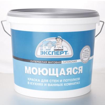 Краска моющаяся С/Б Эксперт 14кг -20С