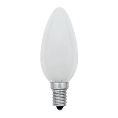 Лампа накал, Космос свеча Е14 40W матовая