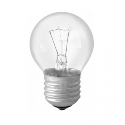 Лампа накал, Космос шар Е27 40W шар прозрачная