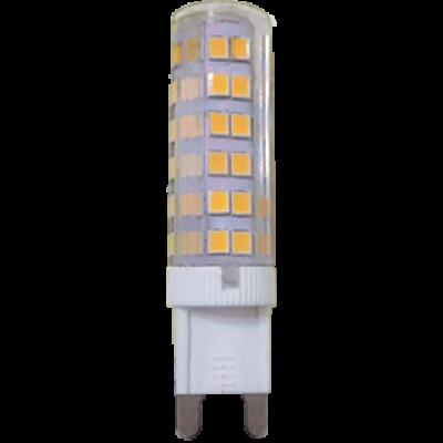 Лампа Ecola G9 LED 7,0W Corn Micro 220V 4200K 320° 60x15 силикон