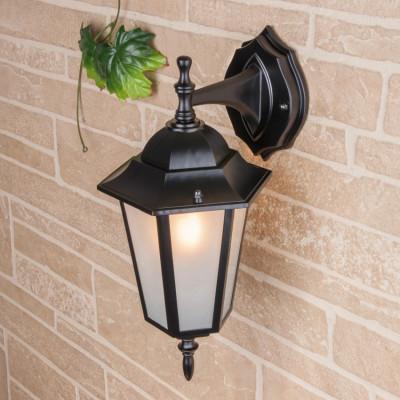 Уличный свет - GL 1004D черный Электростандарт