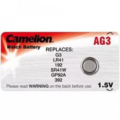 Элемент питания Camelion AG03 (392)
