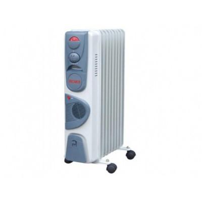 Радиатор маслянный 9 секц. с вентилятором РЕСАНТА (2,4 кВт)