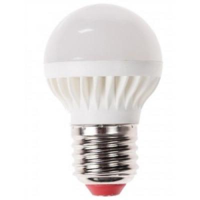 """Лампа LED 7.5Вт Е27 4500К""""Экономик"""" GL45 (шар) Космос LkecLED 7,5wGL45E2745"""