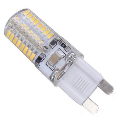 Лампа Led 5,5 W G9 4000К 350Лм 220V АС силикон (LED OPTI G9-5.0 W-NW SL) OPTI Включай