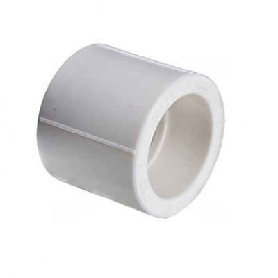 Муфта соединительная 20 PP-R PRO AQUA белый / Vaifex