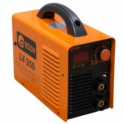 Сварочный аппарат инверторный EDON LV-250 (Сварочный ток 20-200 А)