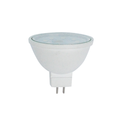 Лампа Ecola Premium MR16 LED 8,0W 220V GU5.3 4200K матовое стекло (композит) 48x50